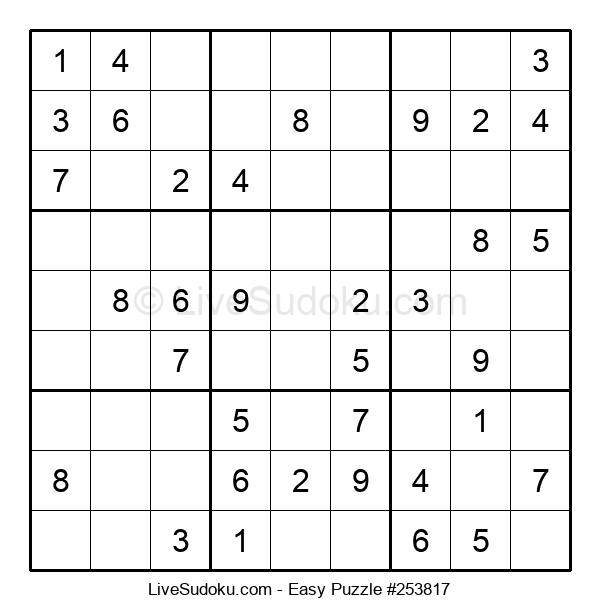 Beginners Puzzle #253817