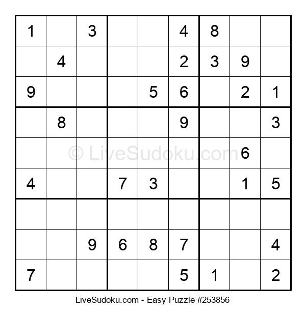 Beginners Puzzle #253856
