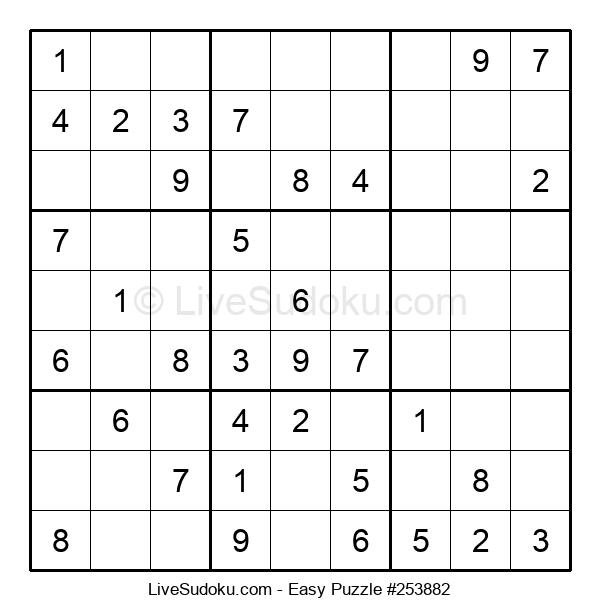 Beginners Puzzle #253882