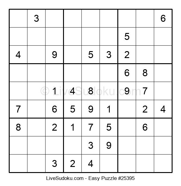 Beginners Puzzle #25395