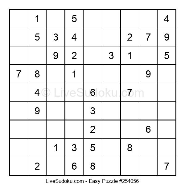 Beginners Puzzle #254056