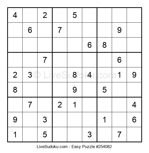 Beginners Puzzle #254082
