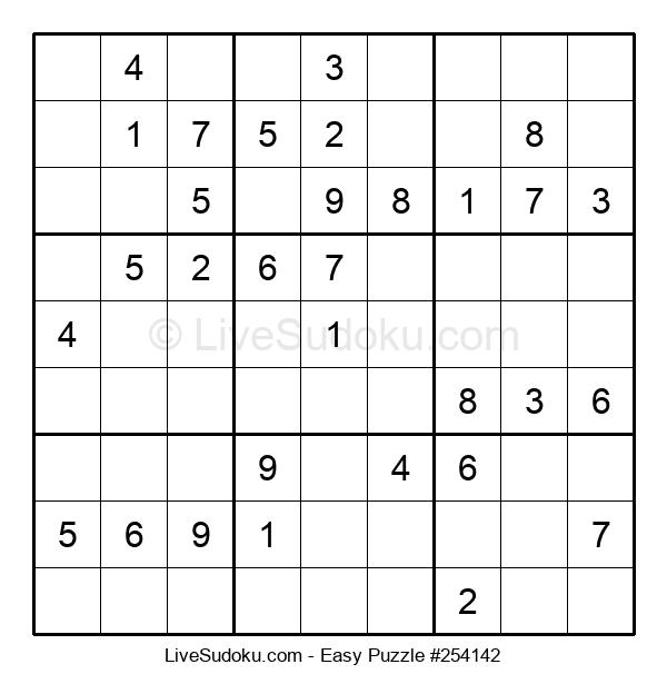 Beginners Puzzle #254142
