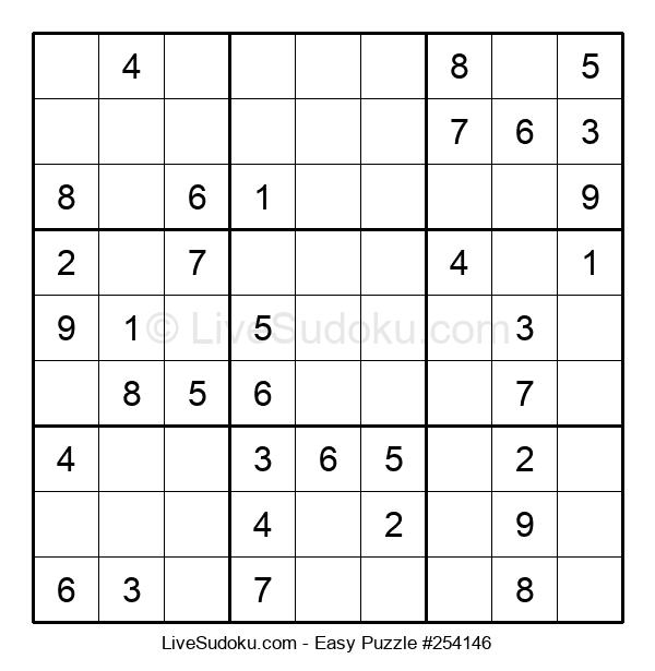 Beginners Puzzle #254146