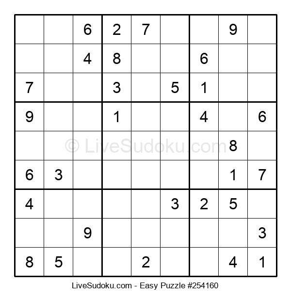 Beginners Puzzle #254160