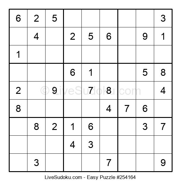 Beginners Puzzle #254164