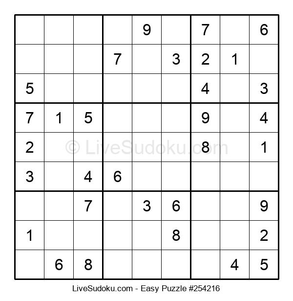 Beginners Puzzle #254216