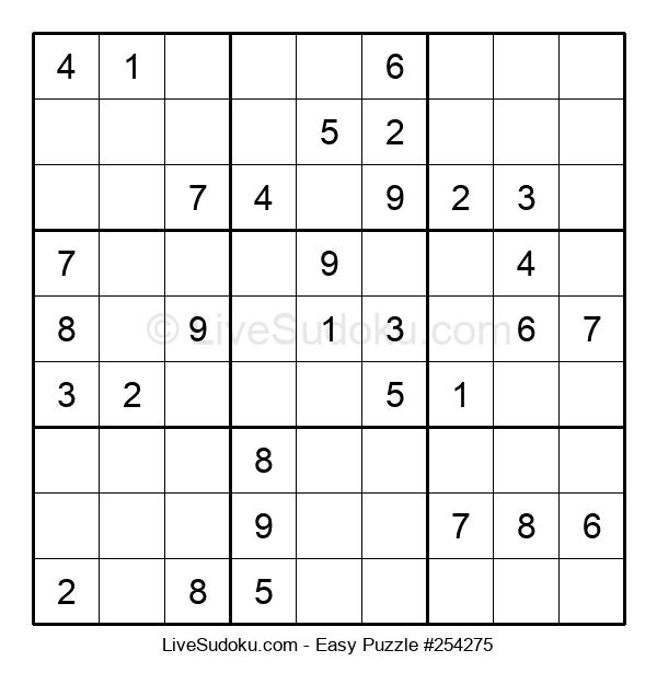 Beginners Puzzle #254275