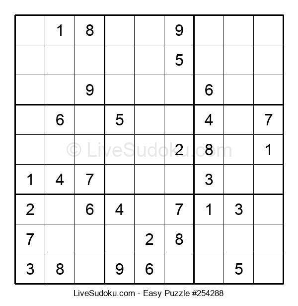 Beginners Puzzle #254288