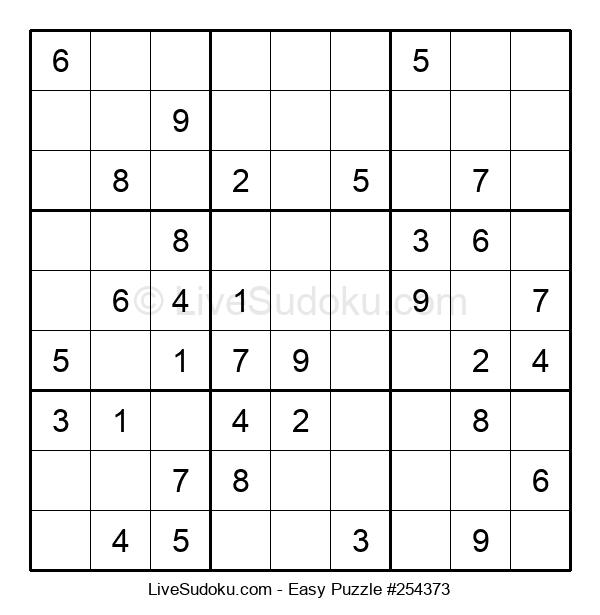 Beginners Puzzle #254373