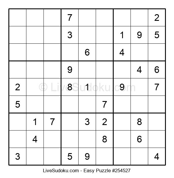 Beginners Puzzle #254527
