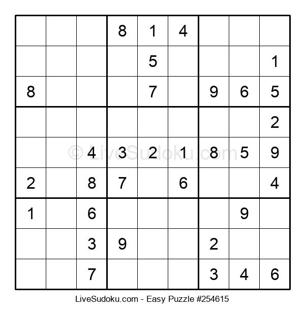 Beginners Puzzle #254615