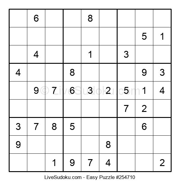 Beginners Puzzle #254710