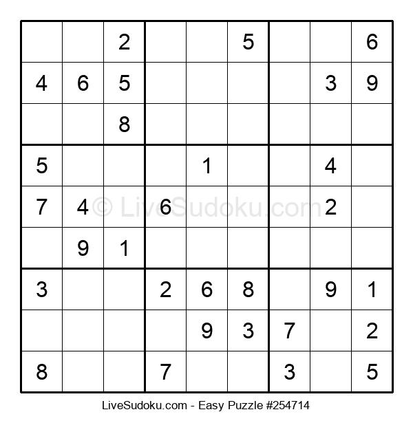 Beginners Puzzle #254714