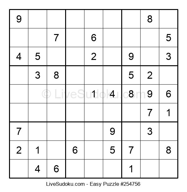 Beginners Puzzle #254756