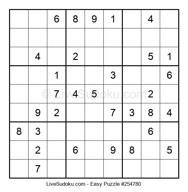Beginners Puzzle #254780