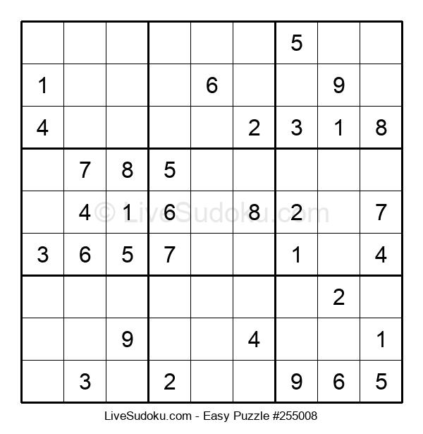 Beginners Puzzle #255008