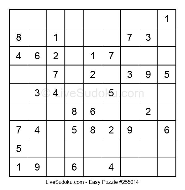 Beginners Puzzle #255014