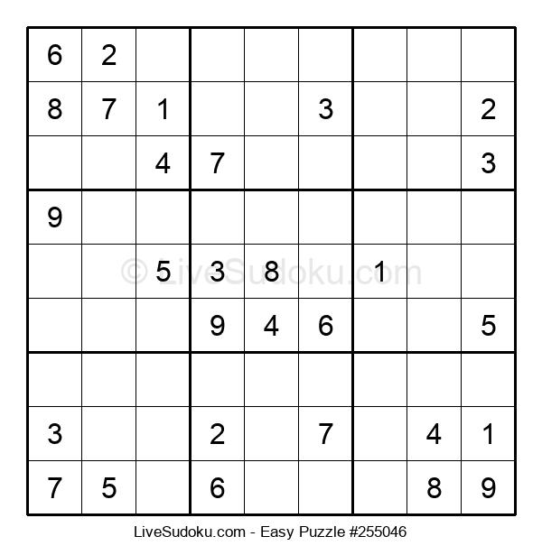 Beginners Puzzle #255046