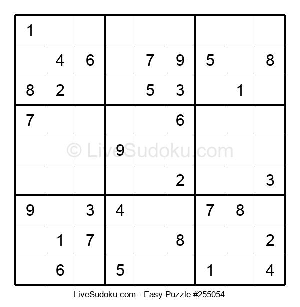 Beginners Puzzle #255054