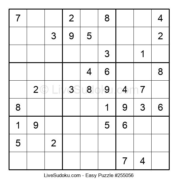 Beginners Puzzle #255056