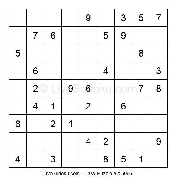 Beginners Puzzle #255066