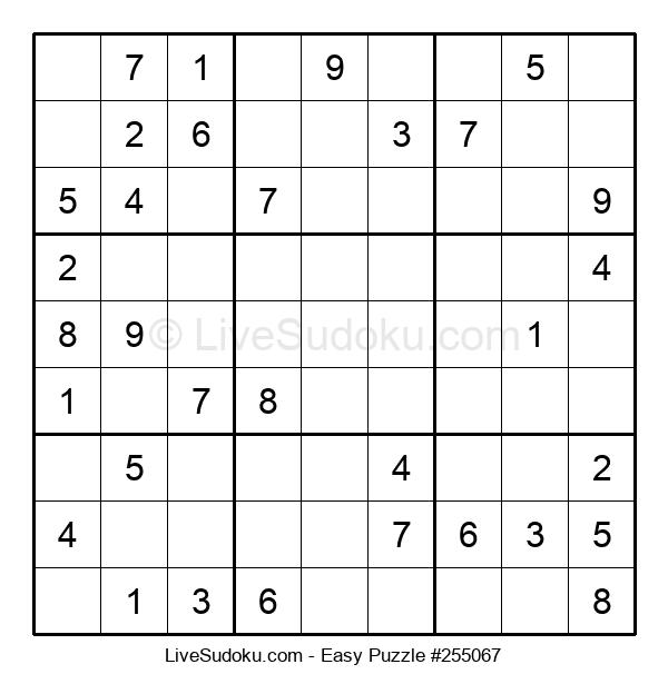 Beginners Puzzle #255067