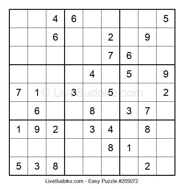 Beginners Puzzle #255072
