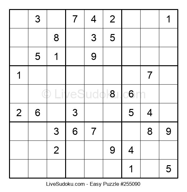 Beginners Puzzle #255090