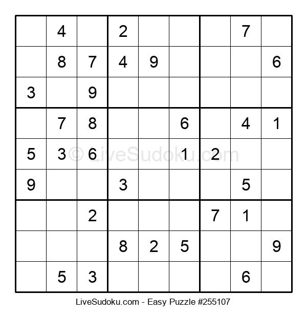 Beginners Puzzle #255107