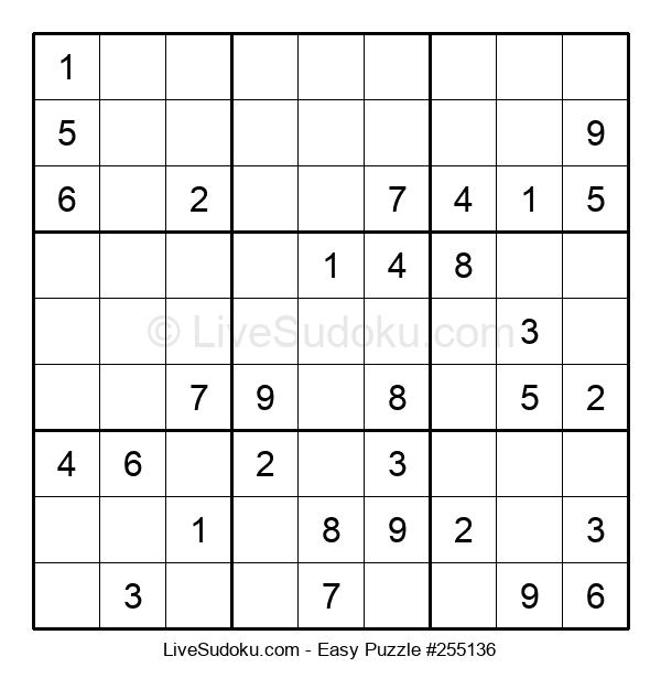 Beginners Puzzle #255136