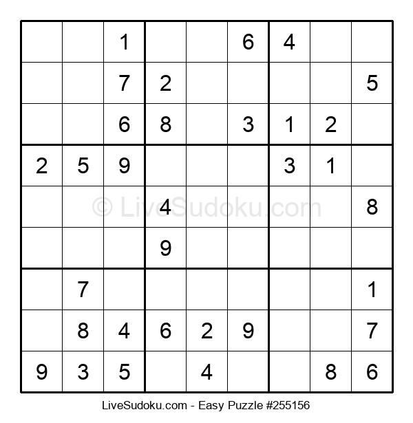 Beginners Puzzle #255156