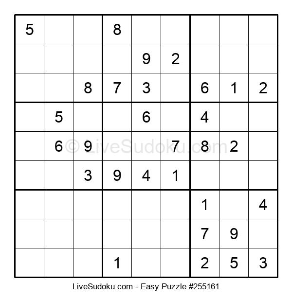 Beginners Puzzle #255161
