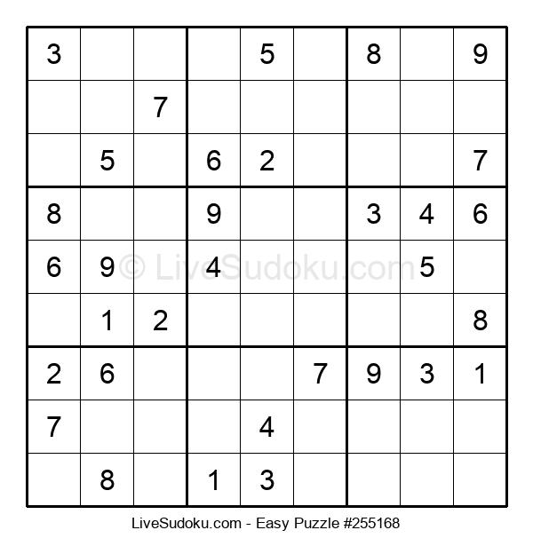 Beginners Puzzle #255168