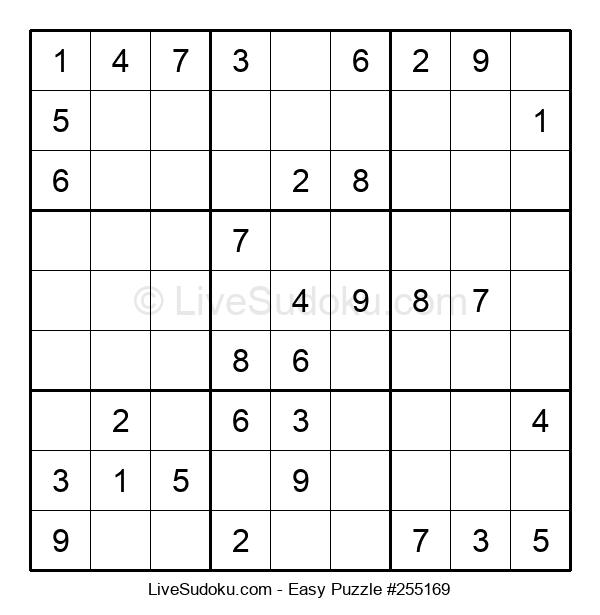 Beginners Puzzle #255169