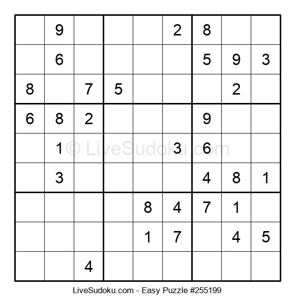 Beginners Puzzle #255199