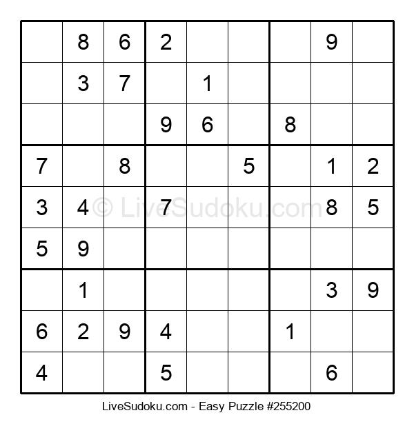 Beginners Puzzle #255200