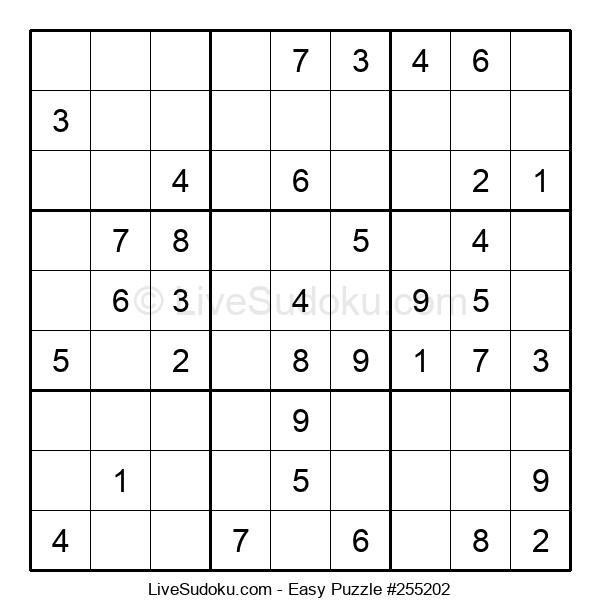 Beginners Puzzle #255202