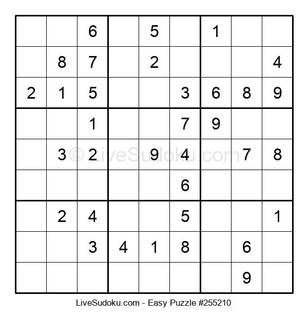 Beginners Puzzle #255210