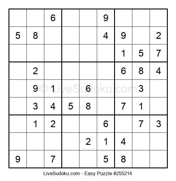Beginners Puzzle #255214
