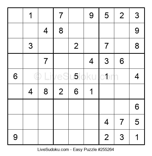 Beginners Puzzle #255264