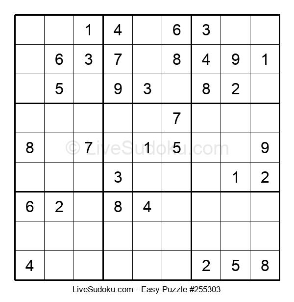 Beginners Puzzle #255303