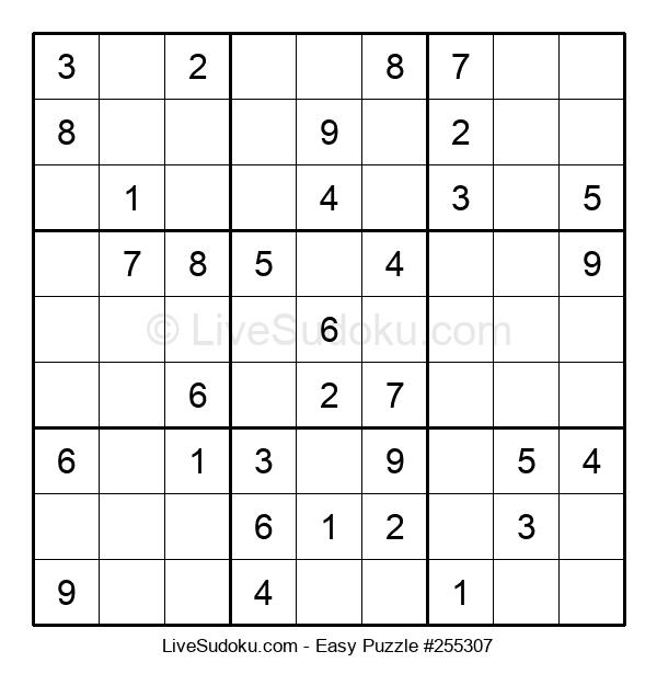 Beginners Puzzle #255307