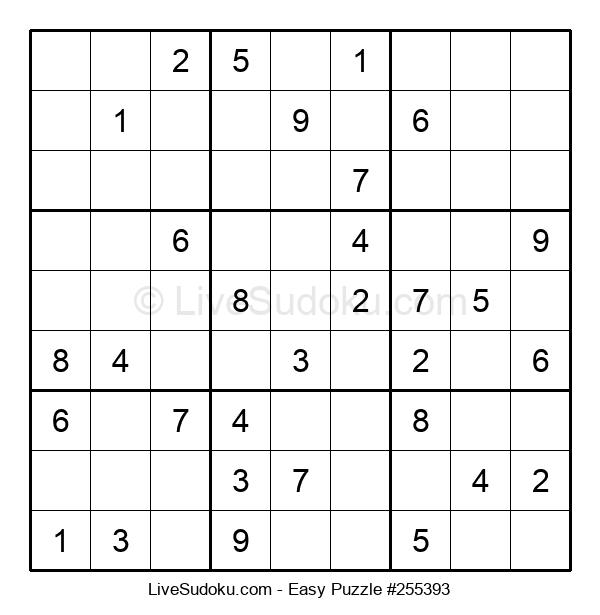 Beginners Puzzle #255393