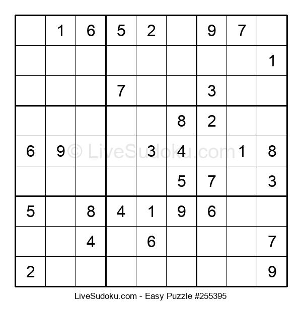 Beginners Puzzle #255395