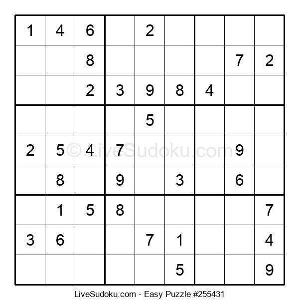 Beginners Puzzle #255431