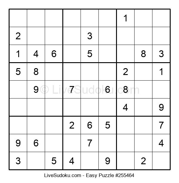 Beginners Puzzle #255464