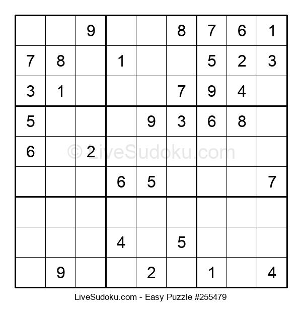 Beginners Puzzle #255479