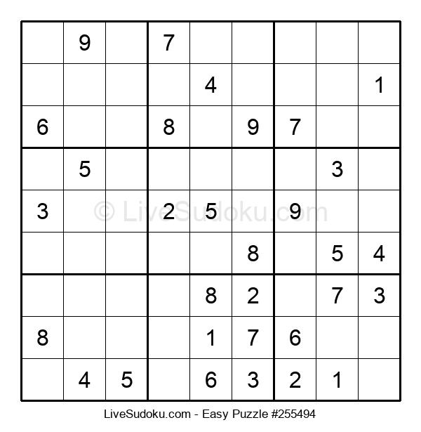 Beginners Puzzle #255494