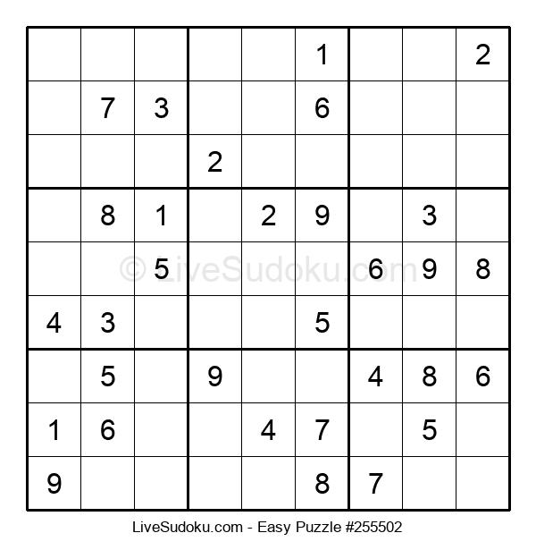 Beginners Puzzle #255502